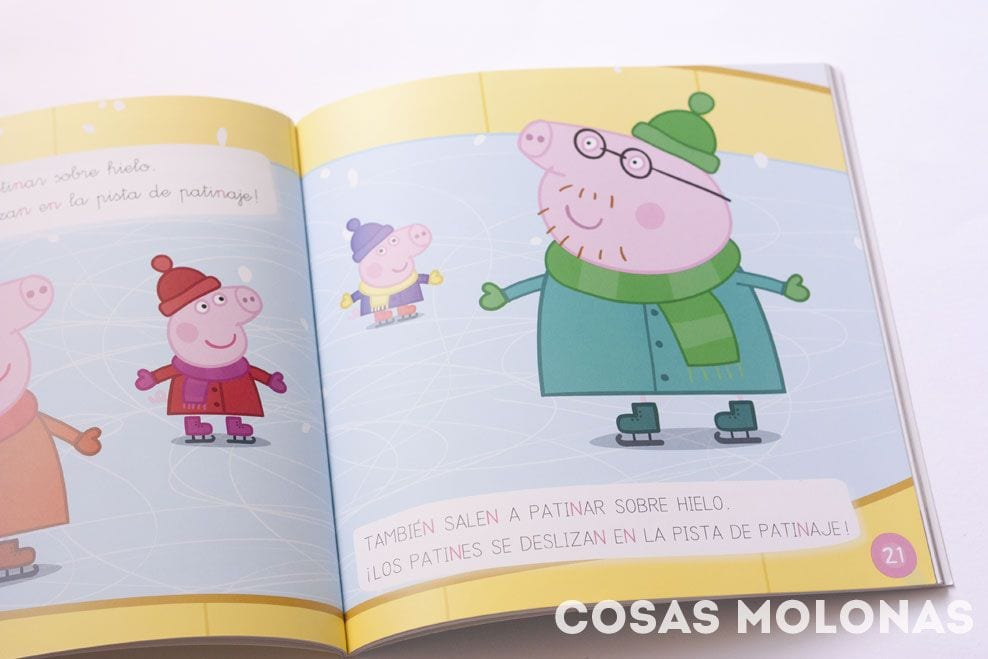 Leo con Peppa: iniciación a la lectura con su personaje favorito.