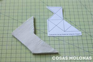 colocación-origami