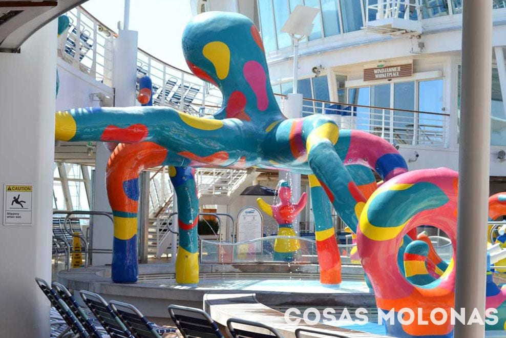 Nuestra visita al Allure of the Seas de Royal Caribbean