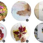 manualidades-hojas-flores