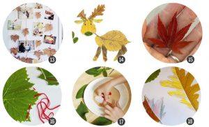 manualidades-hojas-secas
