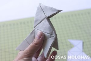 pajarita-origami-clay-air