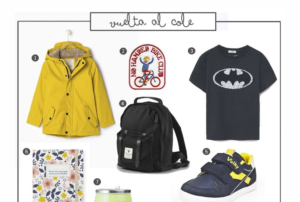 Wishlist «Vuelta al cole»