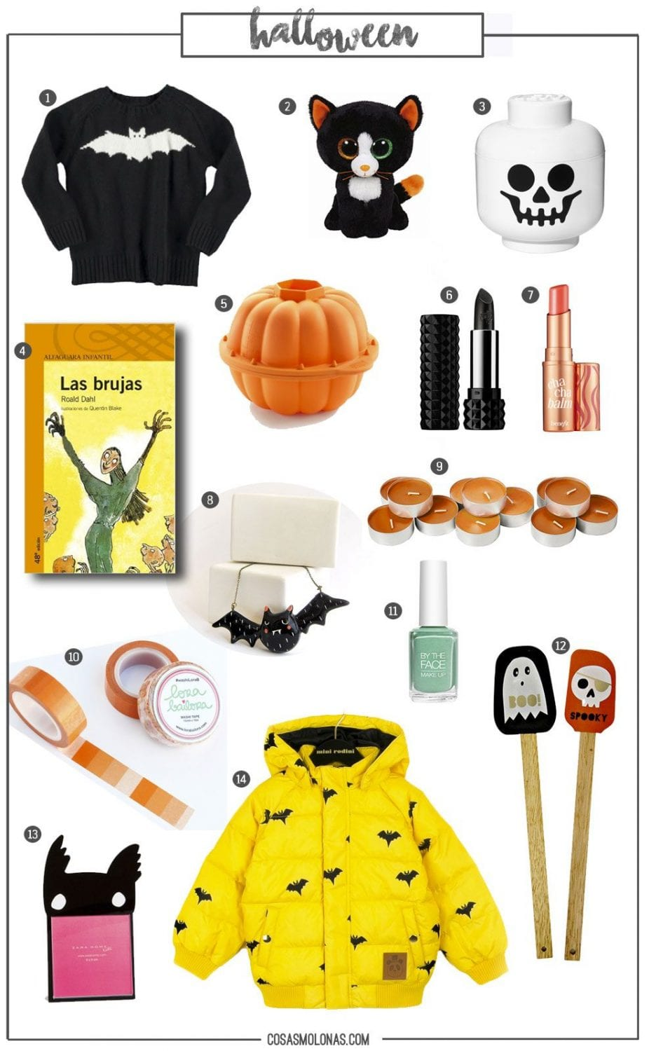 Wishlist: Halloween
