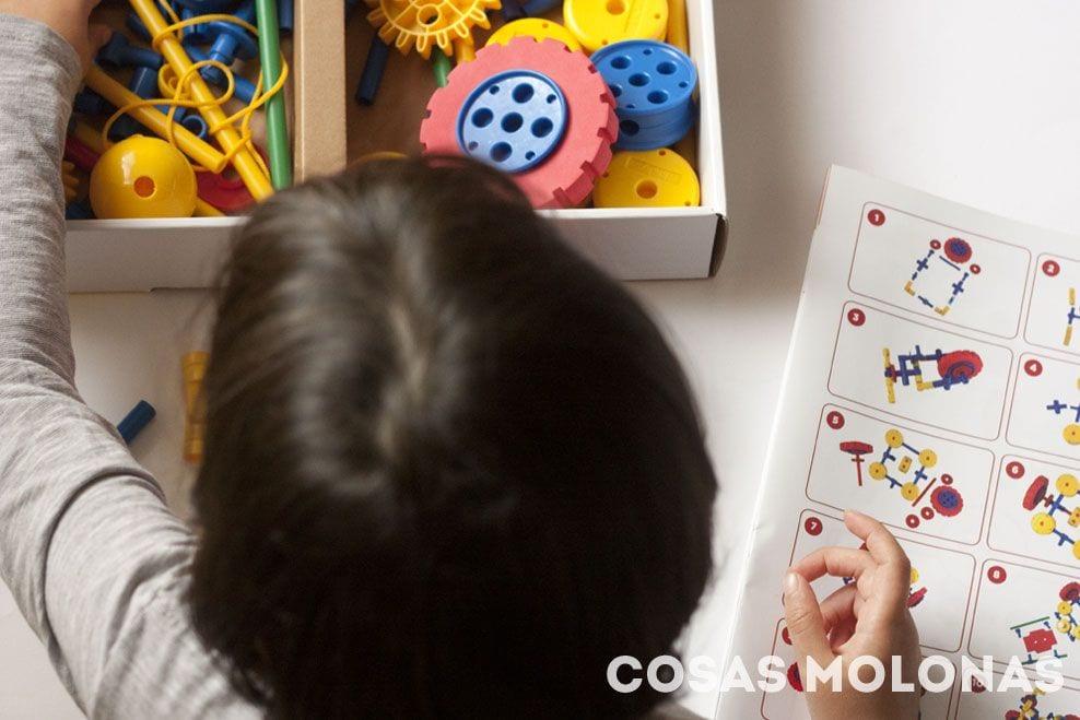 Broks: juegos de construcción que potencian el aprendizaje