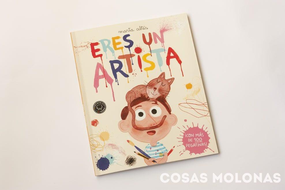 Eres un artista de Marta Altés