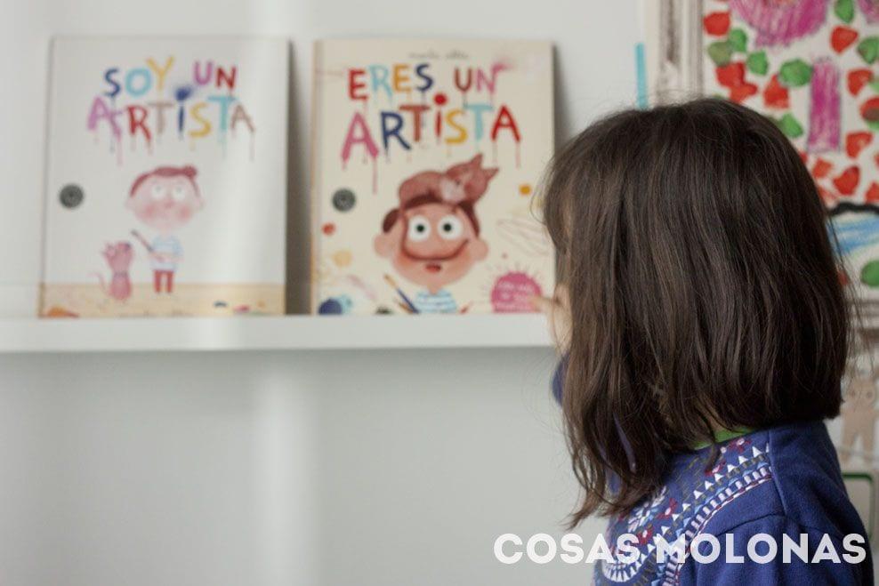 Aprender a dibujar para niños con Marta Altés y su Eres un artista