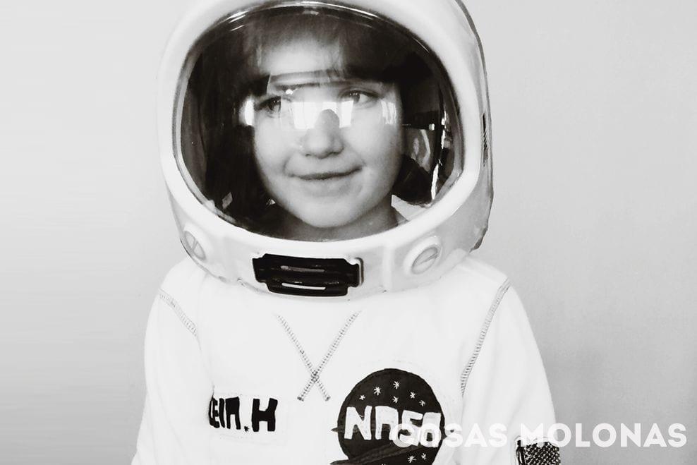 Leia-astronauta