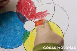 rueda-color-ninos