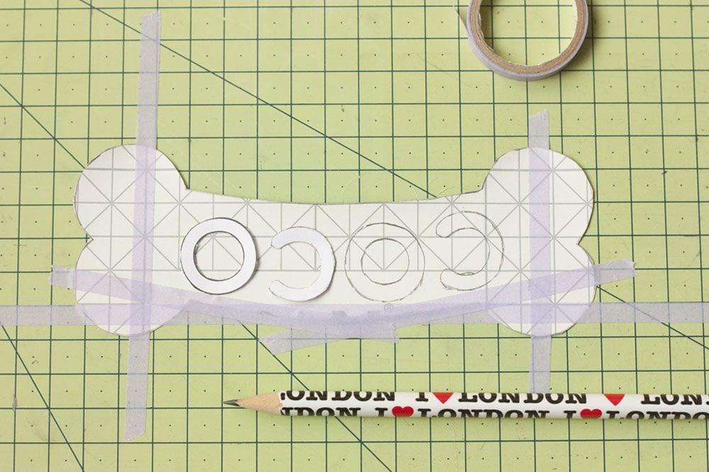 DIY / Etiqueta personalizada para comedero (plantilla incluida) en www.cosasmolonas.com