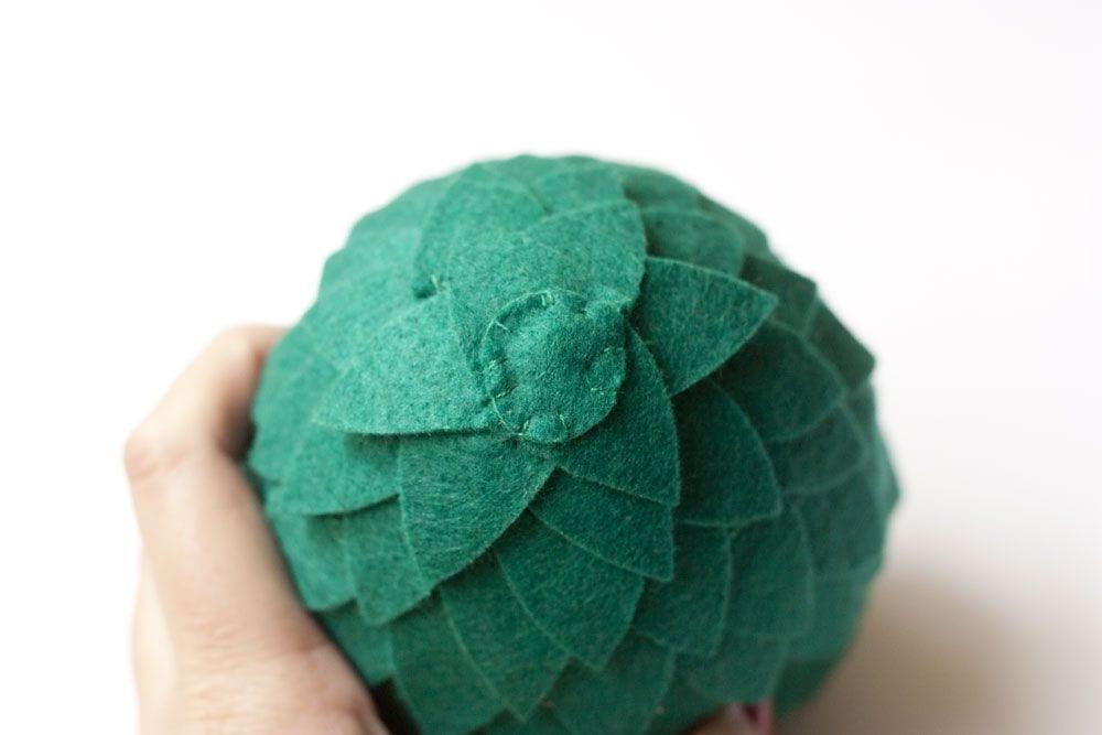 DIY / Huevo de dragón en www.cosasmolonas.com #juegodetronos