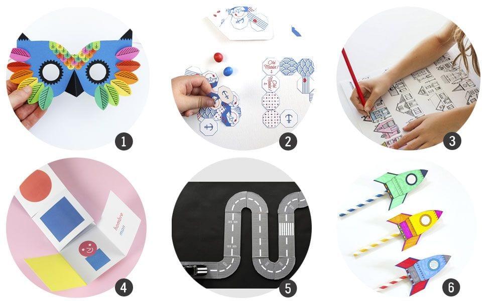 18 imprimibles para *aprender y jugar* esta primavera | Cosas ...