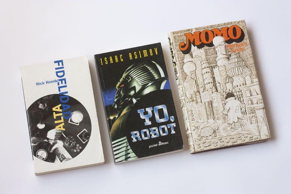 8 / 52 libros: Enero y Febrero