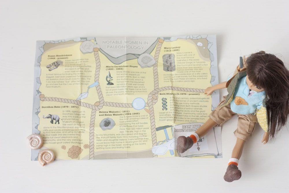 Muñecas Lottie en www.cosasmolonas.com