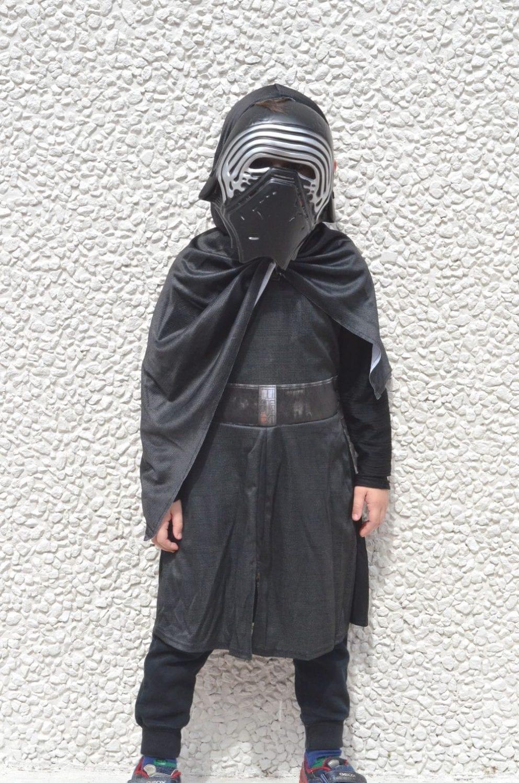 Disfraz de Kylo Ren para niños y niñas