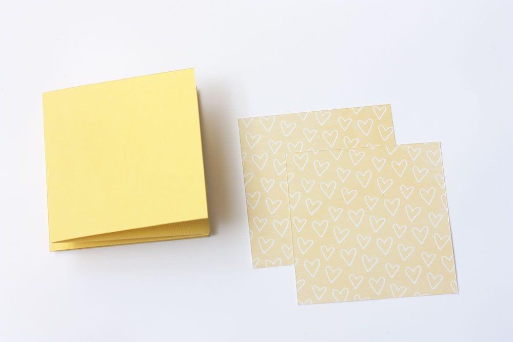Scrap: mini-acordeón de fotografías en www.cosasmolonas.com