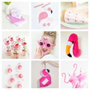 flamingo-diy