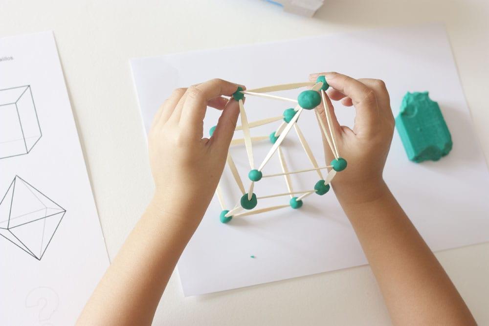 Aprender jugando: Formas geométricas