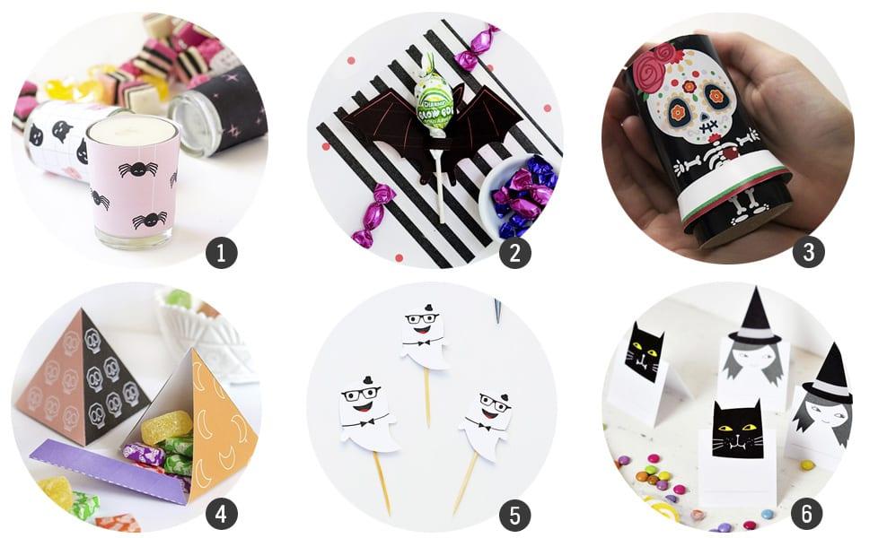 18 imprimibles gratis para el próximo Halloween | Cosas Molonas ...