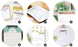 calendar-free-printable