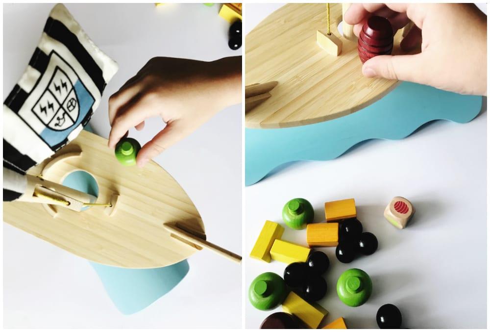 Juguear: juguetes de madera originales para aprender jugando