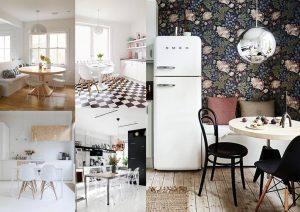 decoración sillas cocina