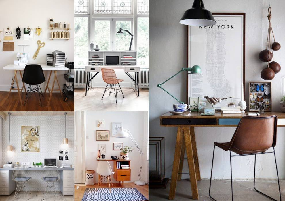 decoración sillas oficina