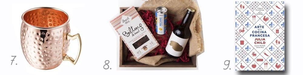 Guía de regalo / Foodies en www.cosasmolonas.com