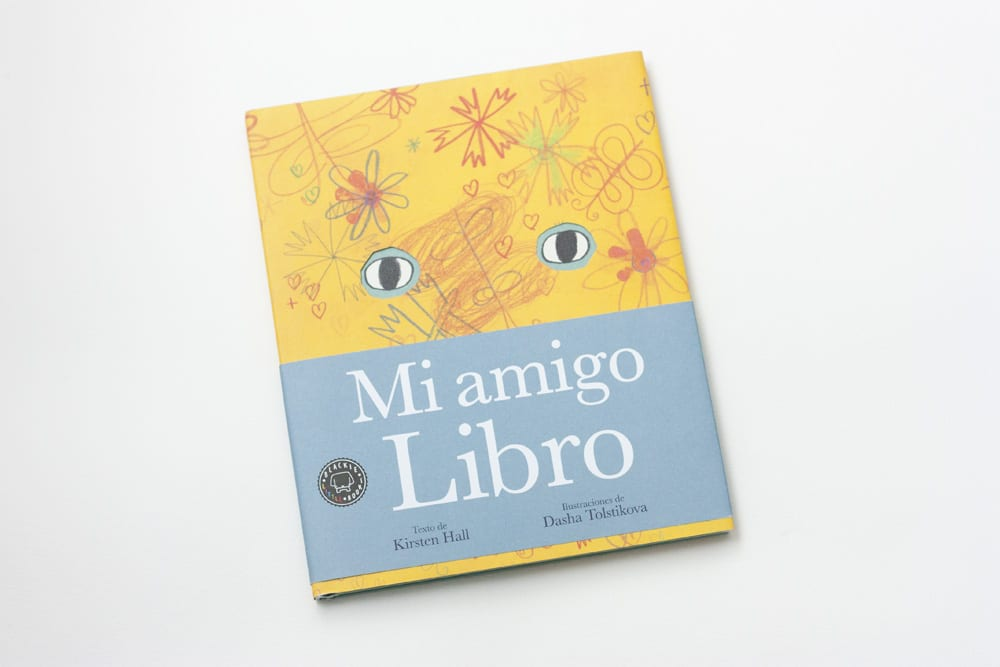 mi-amigo-libro-kirsten-hall