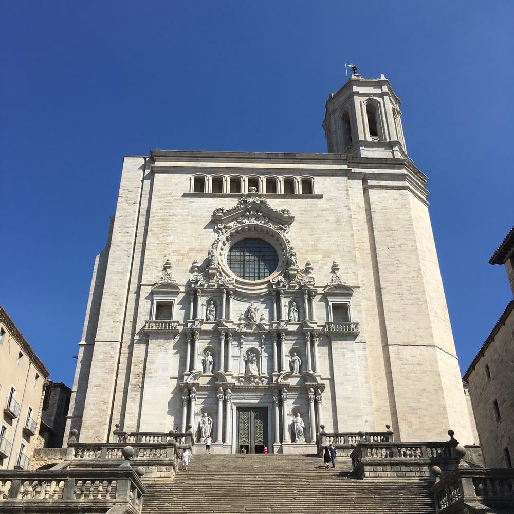 Viajar/ La Girona de Juego de Tronos