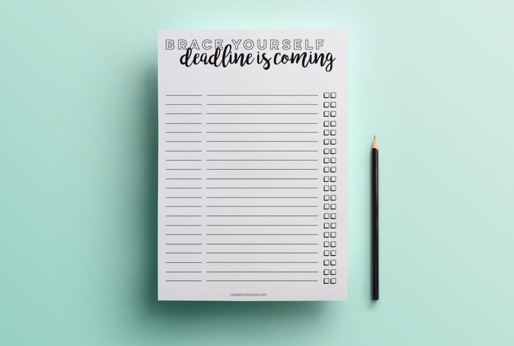 deadline-is-coming