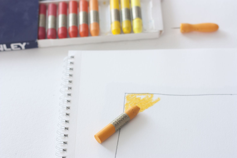 Manualidades para niños / Cuadro