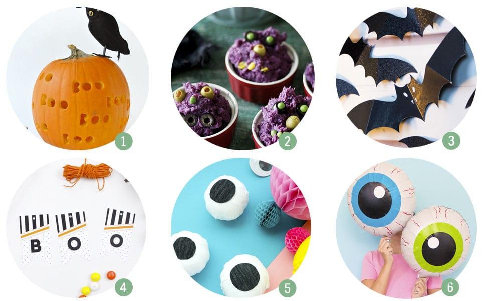 Diy decoraci n para halloween cosas molonas diy blog for Decoracion para halloween