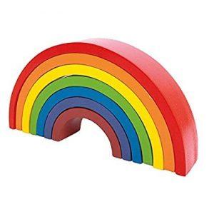 arco iris apilable