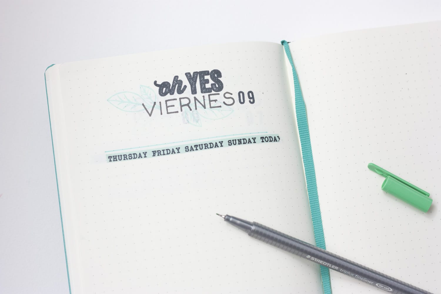 ideas bullet journal