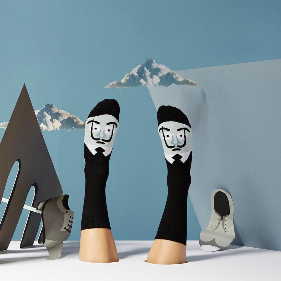 Cool-Socks-Art-Dali
