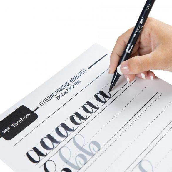 Lettering / Plantillas gratis para practicar