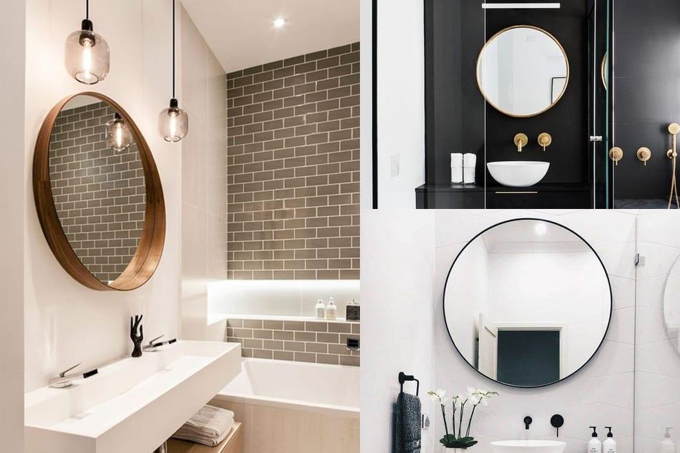 ideas de decoración en baños