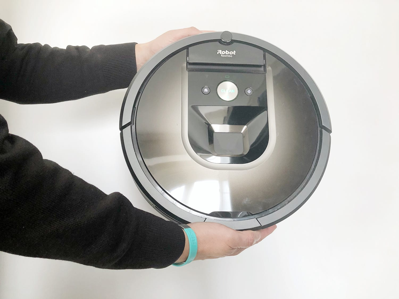 Reseña / iRobot Roomba 980