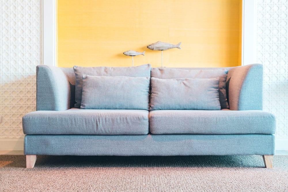 como escoger un sofá