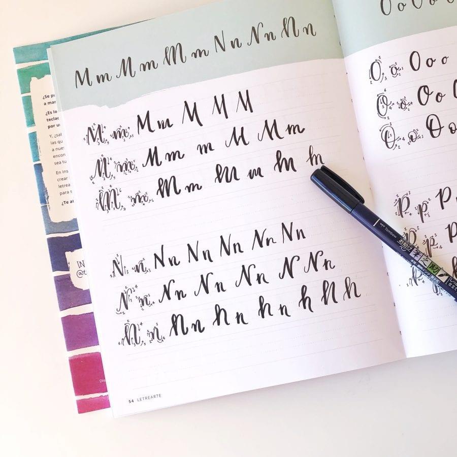 Los mejores libros para iniciarse al lettering