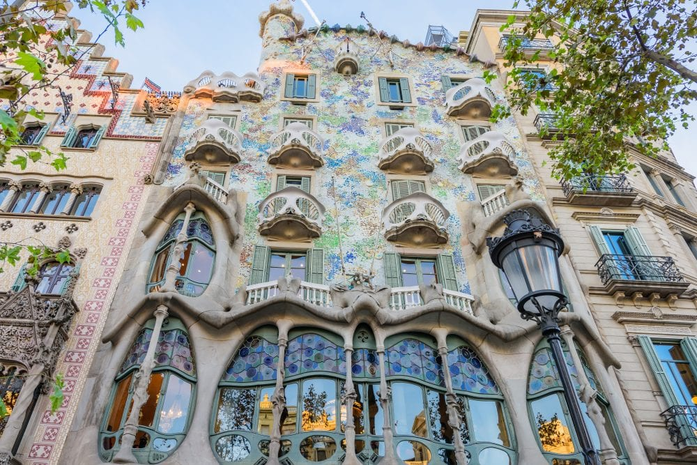 Viajar \ Barcelona: Casa Batlló
