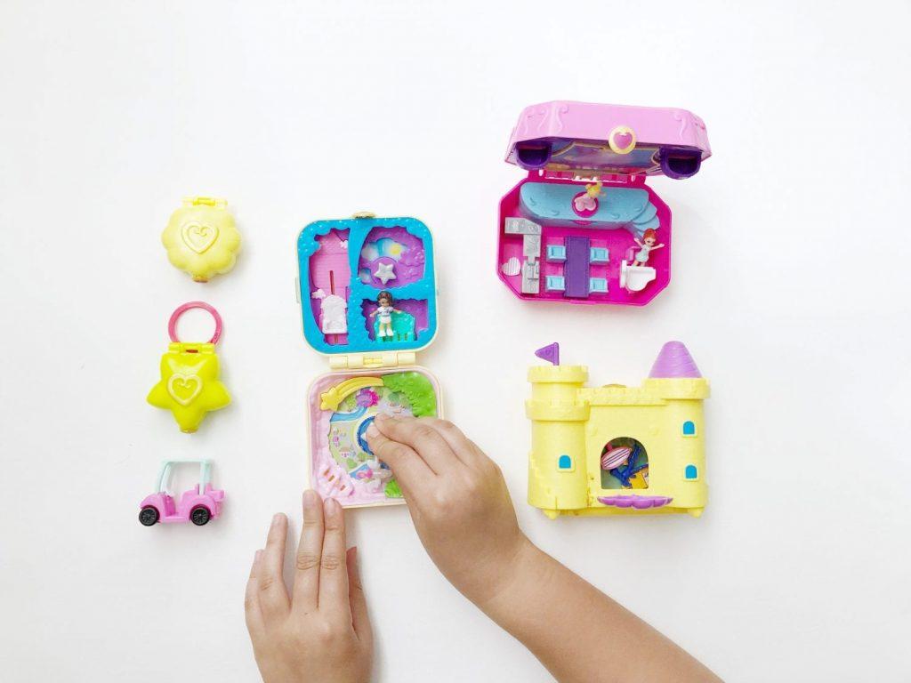 Nuevas Polly Pocket de Mattel