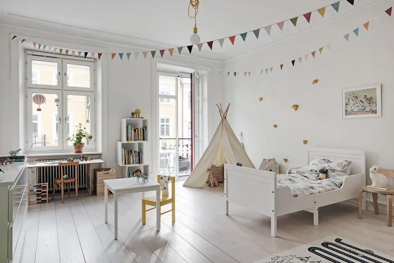 Tipis un rinc n de fantas a para los peques cosas - Decoracion de habitaciones infantiles nina ...