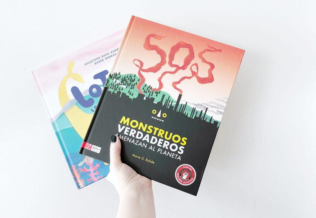 Los mejores libros de medioambiente y cambio climático para niños