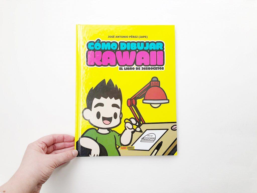 Libros para aprender a dibujar para niños: Cómo dibujar kawaii de JAPE