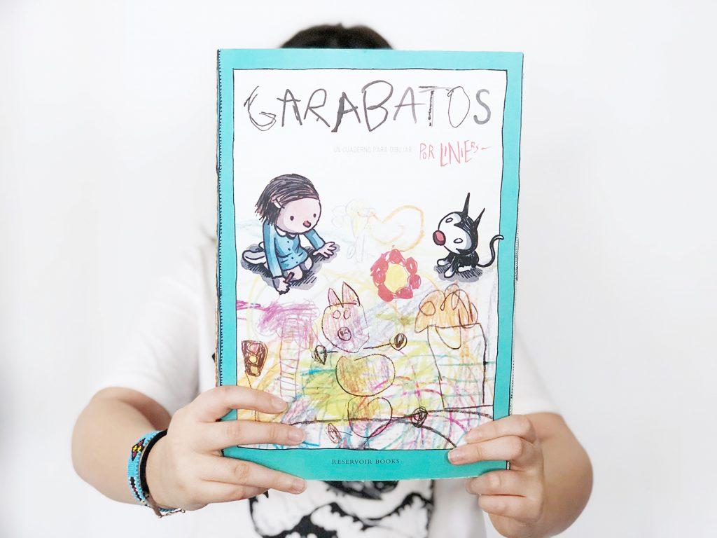Libros para aprender a dibujar para niños y niñas: Garabatos de Liniers