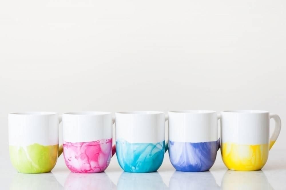 Cómo hacer tazas personalizadas originales