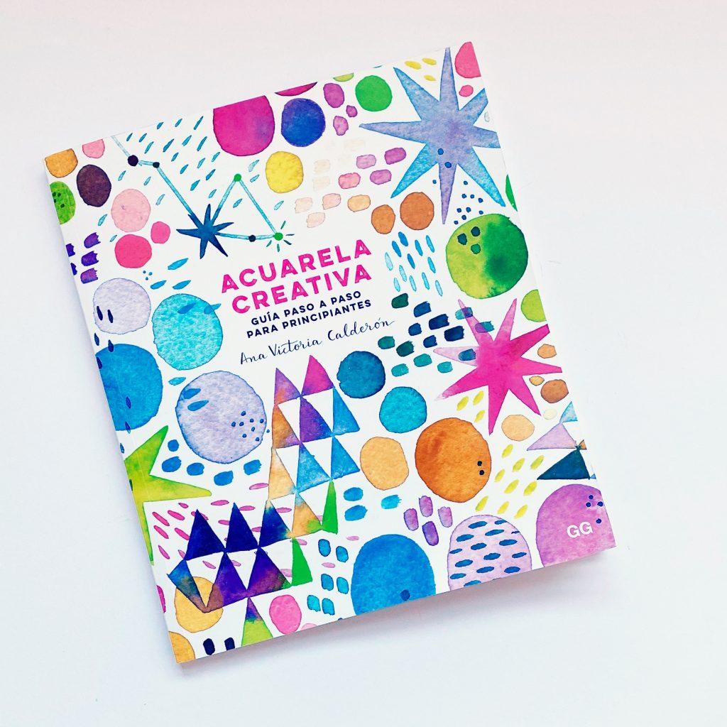 Acuarela creativa de Ana Victoria Calderón
